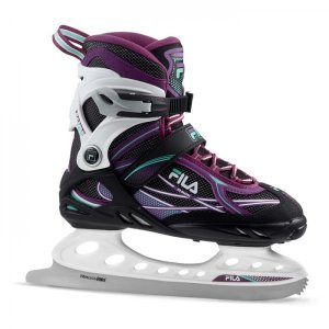 Patine Fila Primo Ice lady Black/White/Violet