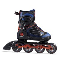 Role copii FILA Wizy Alu Black/Red/Blue