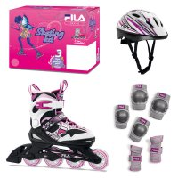 Role copii FILA J-One 3 Set Combo G Black/White/Magenta